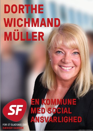 Dorthe Wichmand Müller